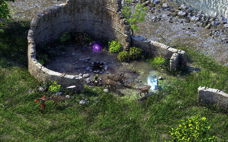 Screenshot 4 for Pillars of Eternity