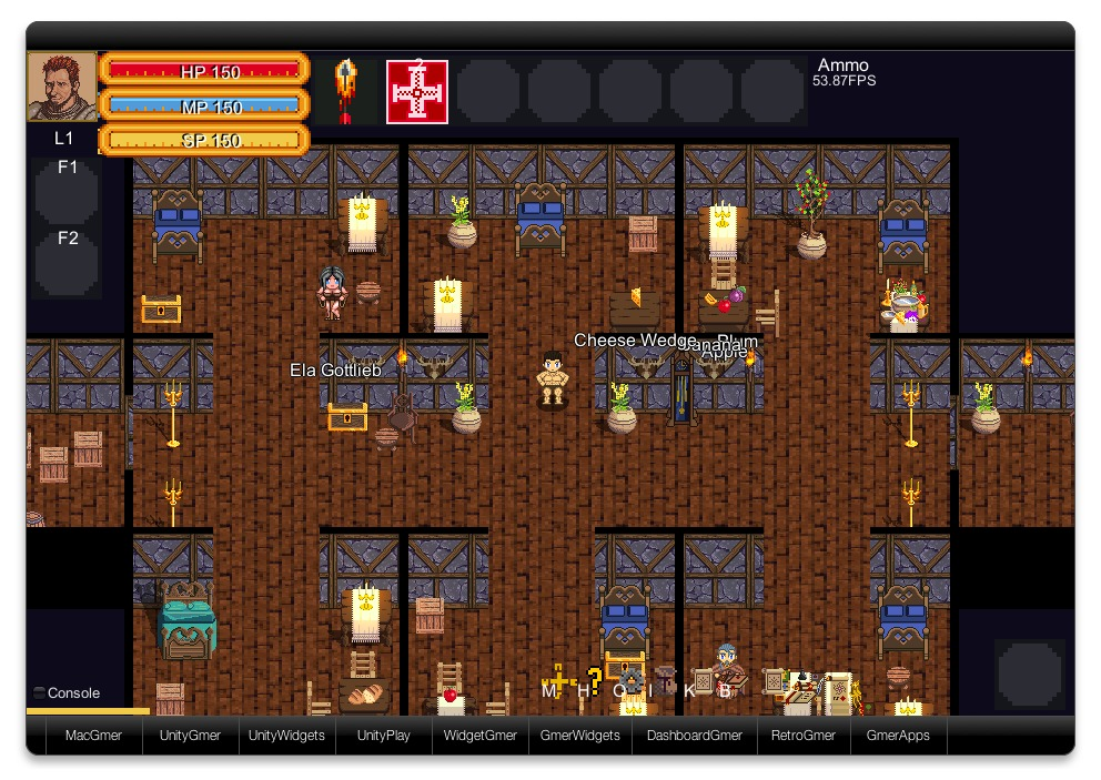 Screenshot 1 for Tales of Essentia