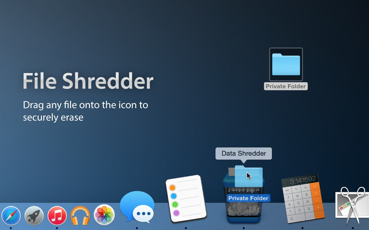 Screenshot 3 for File Shredder