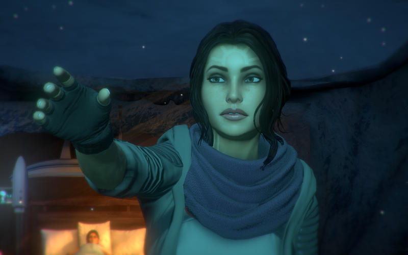 Screenshot 1 for Dreamfall Chapters