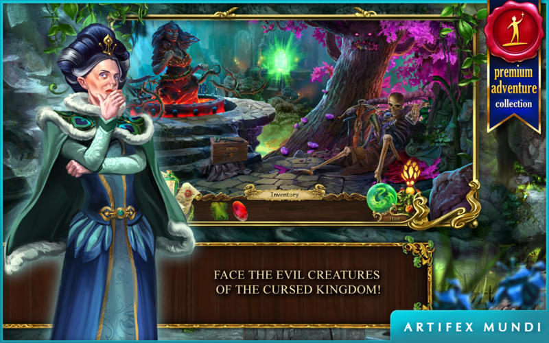 Screenshot 2 for Grim Legends 2: Song of the Dark Swan