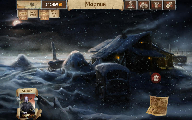 Screenshot 4 for Merchants of Kaidan