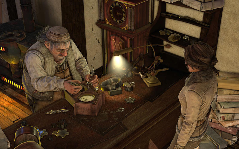 Screenshot 2 for Syberia 3