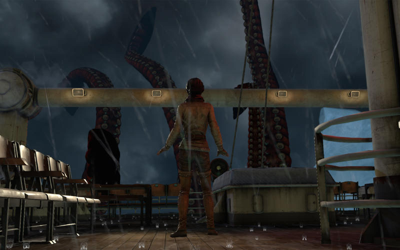 Screenshot 4 for Syberia 3