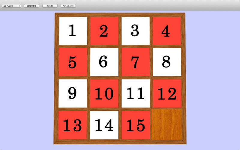Screenshot 1 for PerPuzzle