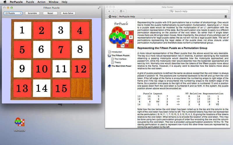 Screenshot 4 for PerPuzzle