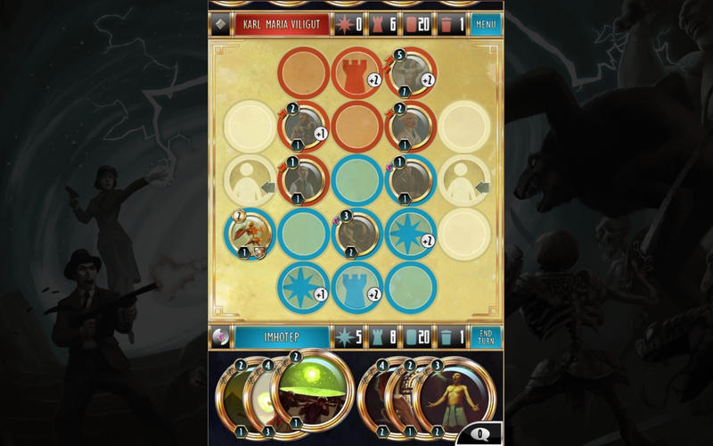 Screenshot 2 for Cabals: Magic & Battle Cards