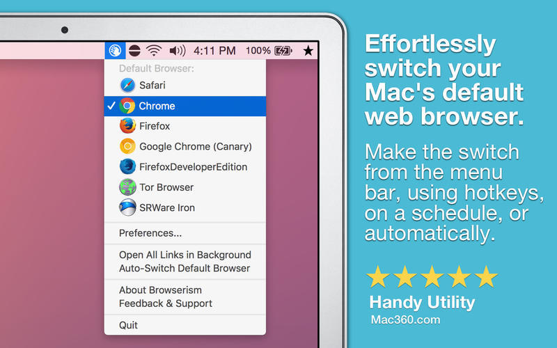 Screenshot 2 for Browserism