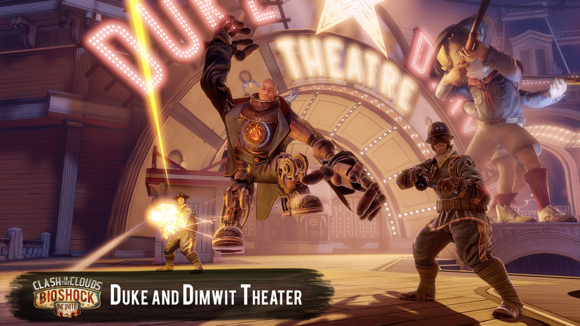 Screenshot 3 for BioShock Infinite: Season Pass