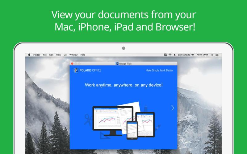 polaris office user manual ipad