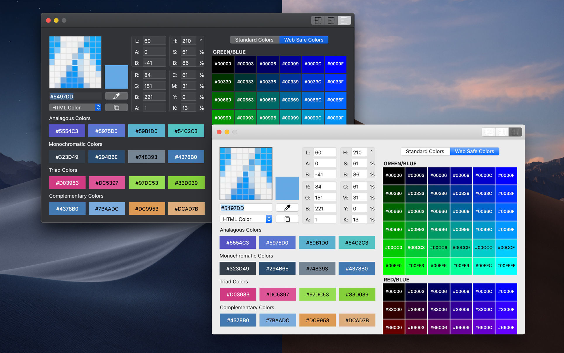 Screenshot 4 for Color Picker