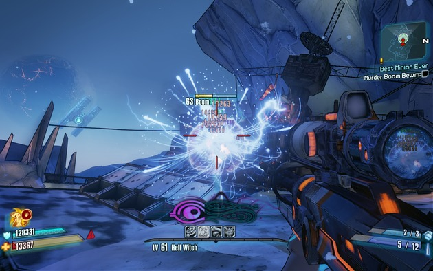 Screenshot 1 for Borderlands 2 - Season Pass