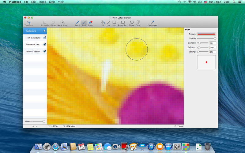 Screenshot 3 for PixelShop