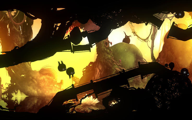 Screenshot 1 for BADLAND: Game of the Year Edition