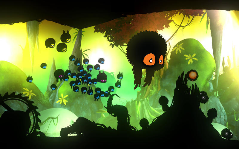 Screenshot 2 for BADLAND: Game of the Year Edition