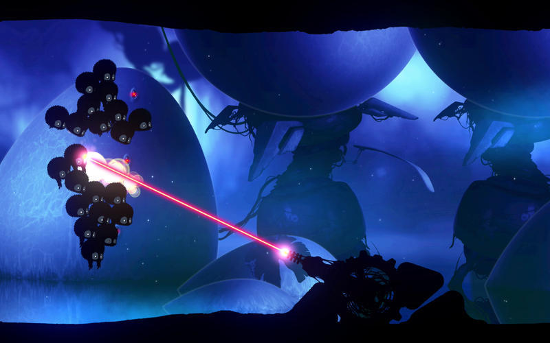 Screenshot 3 for BADLAND: Game of the Year Edition