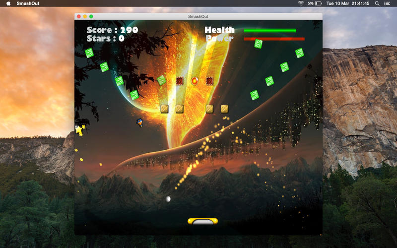 Screenshot 3 for SmashOut