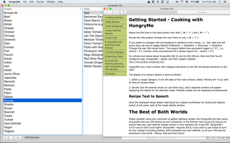 Screenshot 3 for HungryMe