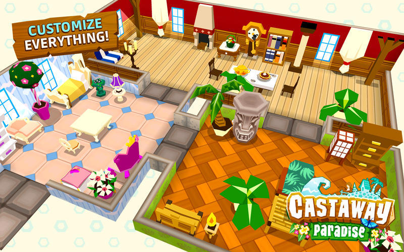 Screenshot 4 for Castaway Paradise