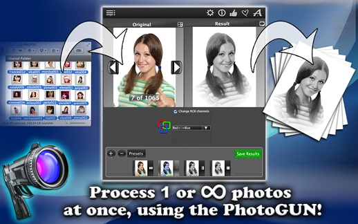 Screenshot 1 for Photo GUN lite