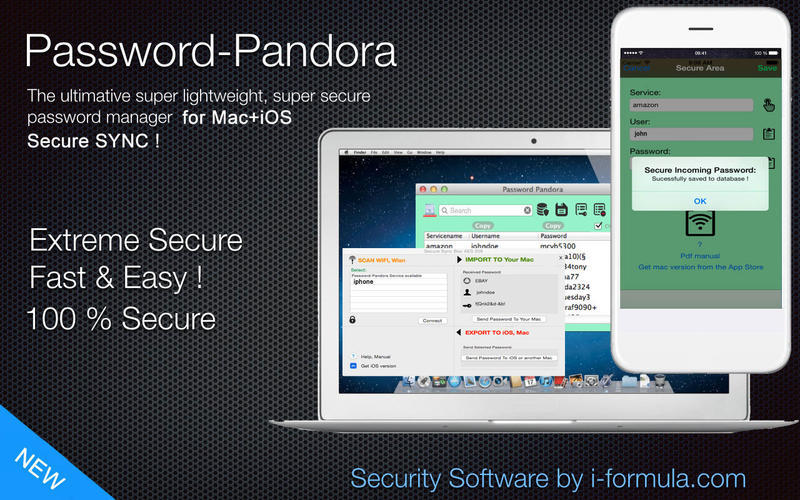 Screenshot 2 for Password Pandora
