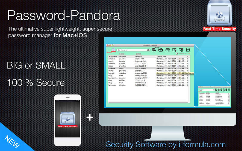 Screenshot 4 for Password Pandora