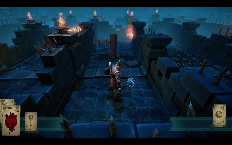 Screenshot 1 for Hand of Fate