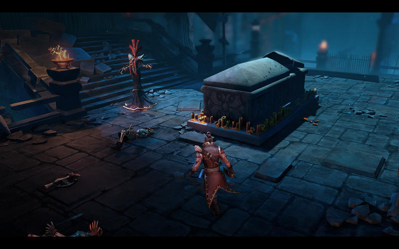 Screenshot 5 for Hand of Fate