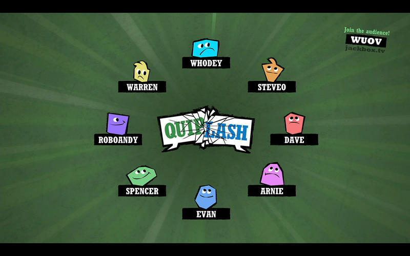 Screenshot 1 for Quiplash