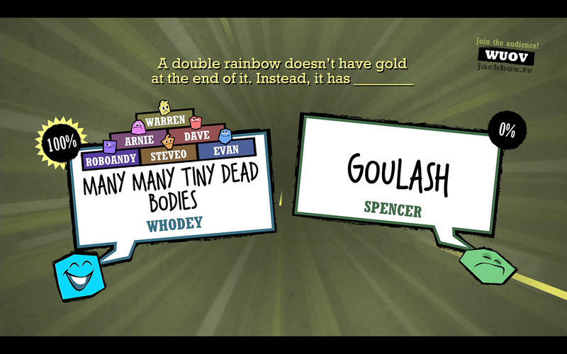 Screenshot 2 for Quiplash