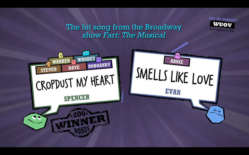 Screenshot 3 for Quiplash