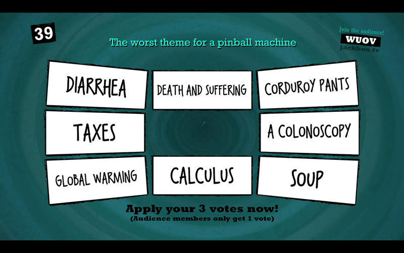 Screenshot 4 for Quiplash