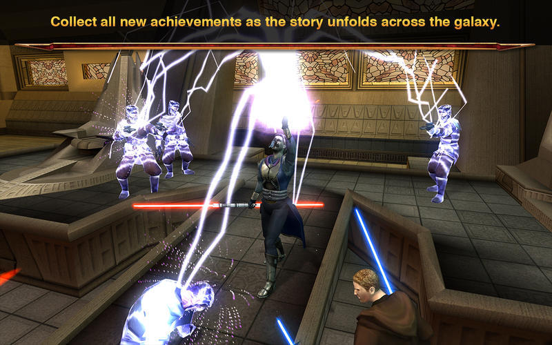 Screenshot 3 for Star Wars: Knights of the Old Republic II