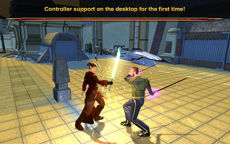 Screenshot 4 for Star Wars: Knights of the Old Republic II