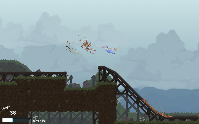 Screenshot 1 for Dustforce DX