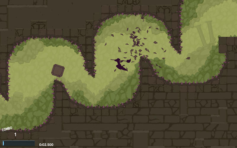 Screenshot 2 for Dustforce DX