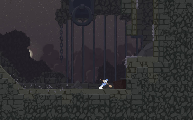 Screenshot 3 for Dustforce DX