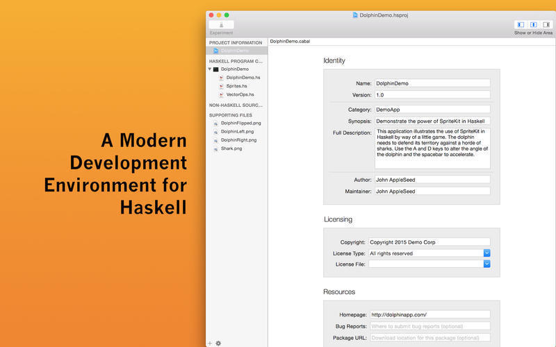 Screenshot 4 for Haskell