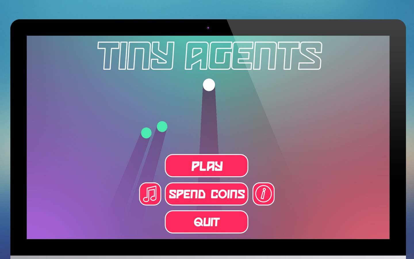 Screenshot 1 for Tiny Agents