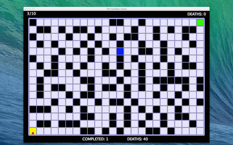 Screenshot 3 for The Hardest Maze