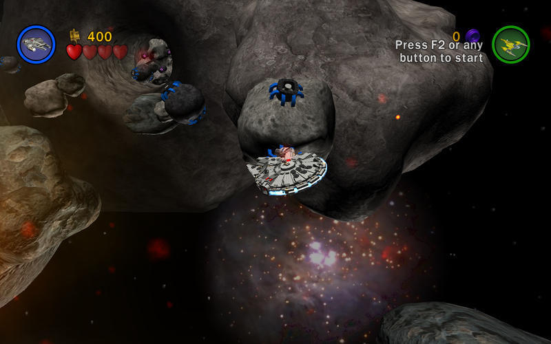 Screenshot 3 for LEGO Star Wars Saga