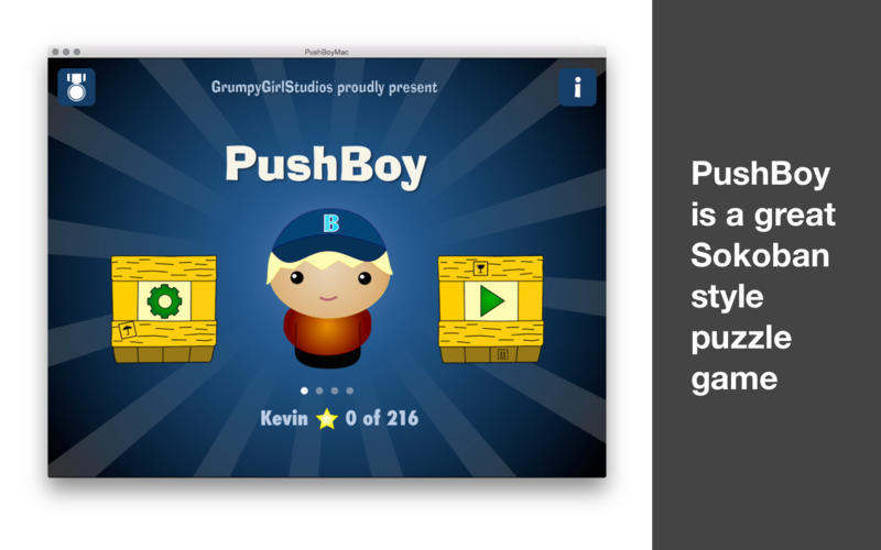 Screenshot 1 for PushBoy
