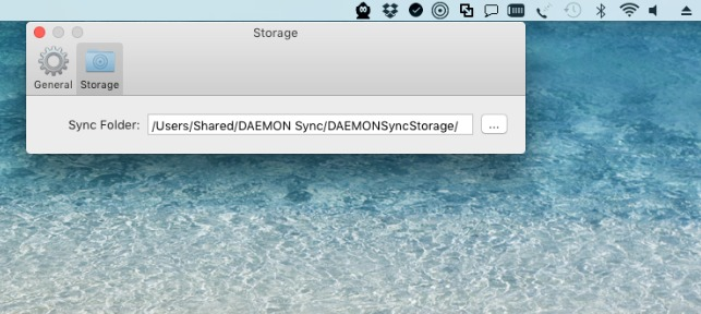 Screenshot 4 for DAEMON Sync