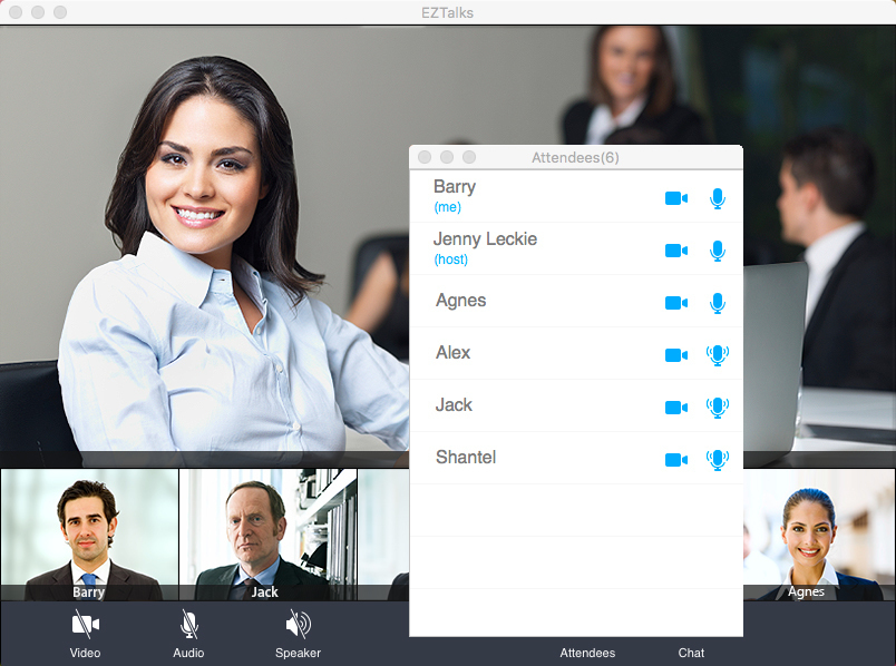 EZTalks 2 1 2 Free Download for Mac | MacUpdate