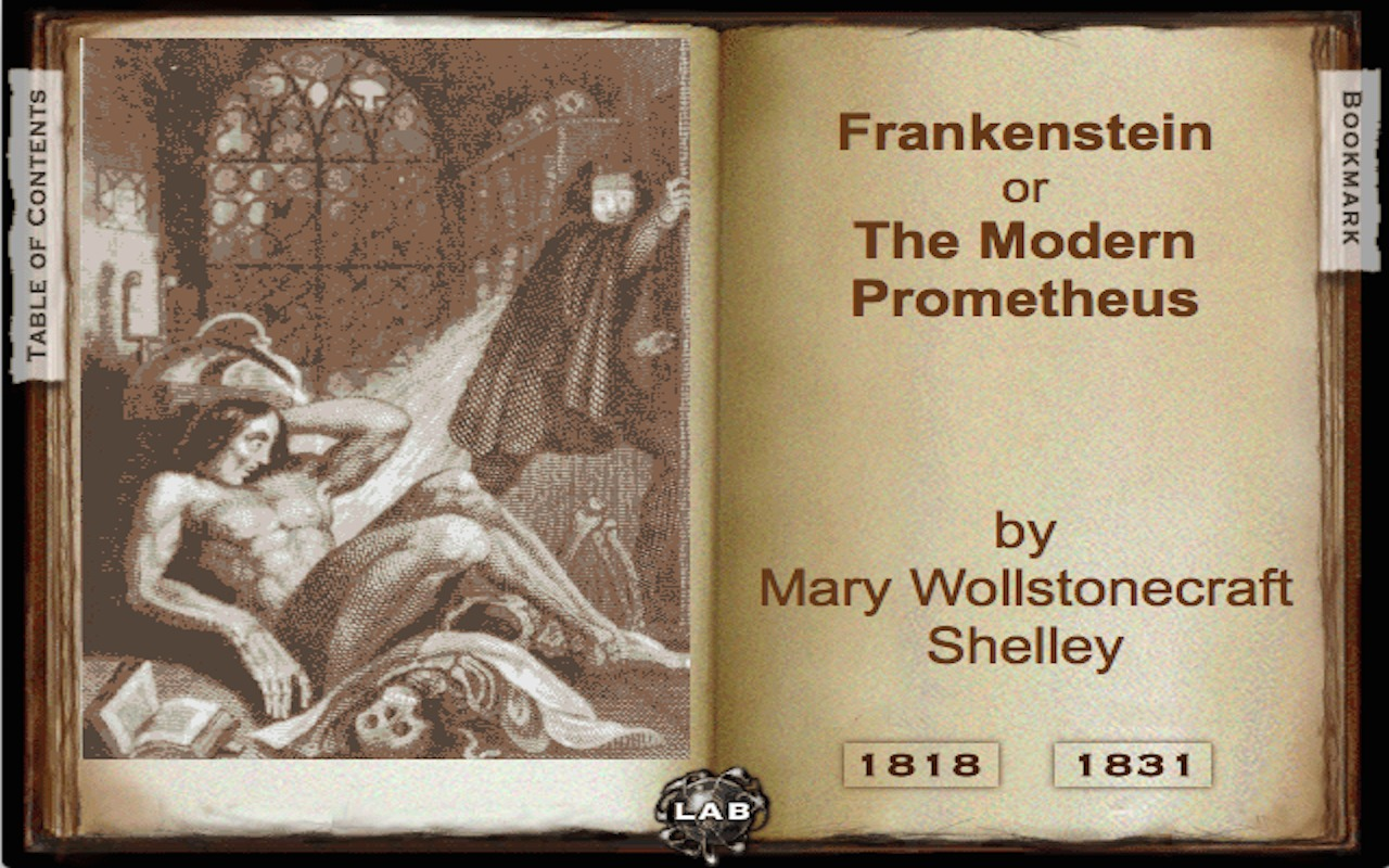 Screenshot 5 for Interactive History of Frankenstein