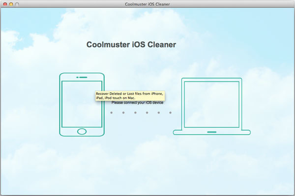 Screenshot 1 for Coolmuster iOS Cleaner
