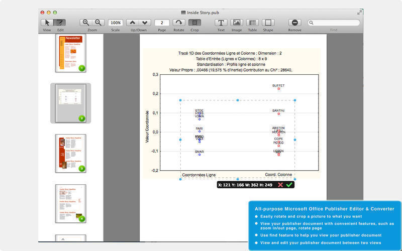 Screenshot 5 for PUB Editor Pro
