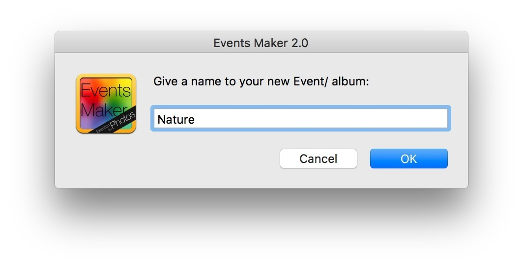 Screenshot 3 for Events Maker