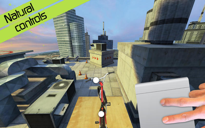 Screenshot 1 for Touchgrind BMX