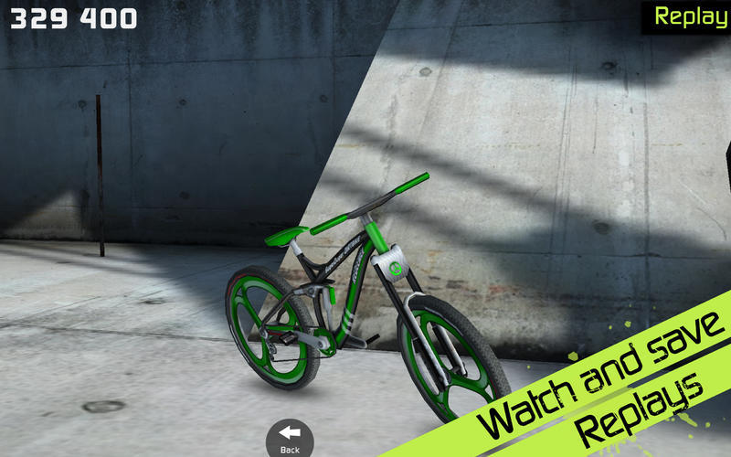 Screenshot 3 for Touchgrind BMX